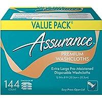 Assurance Premium Washcloths Value Pack 144 Count by Assurance preisvergleich bei billige-tabletten.eu