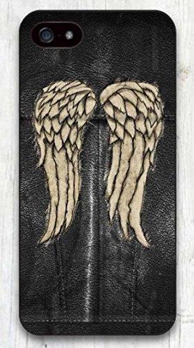 coque iphone 5/5S walking dead ailes