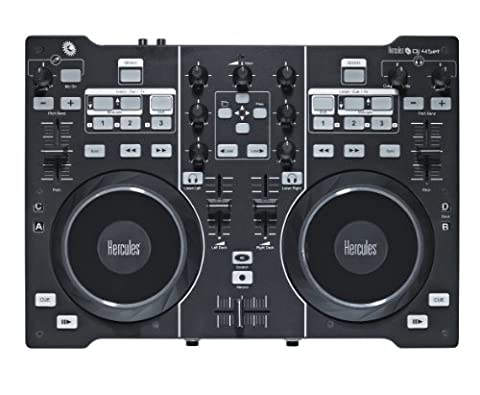 HERCULES DJ-Controller 4 Set