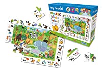 Gibsons My World My ABC 30 piece Jigsaw Puzzle