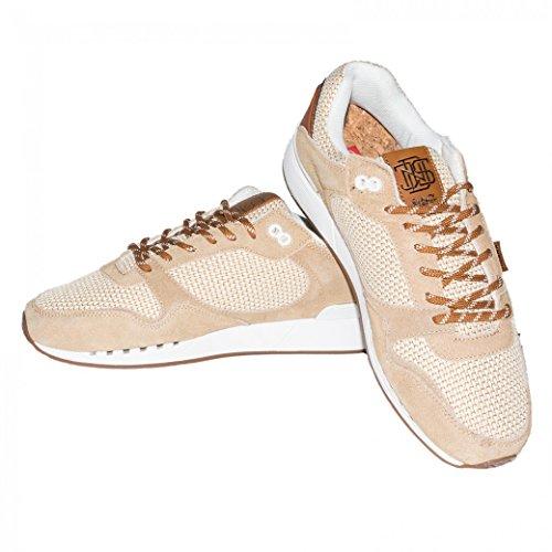 Djinns Schuhe Easyrun Nr2 Jute Stone
