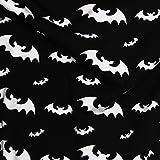 Kinder Jersey Bekleidungsstoff Fledermaus Bats weiche