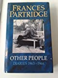 Cover of: Other People: Diaries, 1963-66 | Frances Partridge