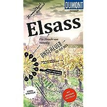 DuMont direkt Reiseführer Elsass: Mit großem Faltplan