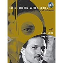 Jazz Line Vol. 3: Vol. 3. Melodie-Instrumente. Lehrbuch mit CD
