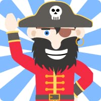 Pirate Treasure Maths – Fun kids addition learning game for little pirates aged 3 and over
