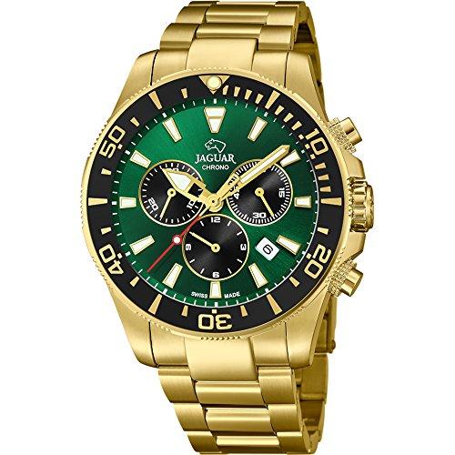 Herren Schweizer Jaguar Uhr J864/1Executive