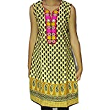 Srinika Designs Women's Cotton Kurta (75...