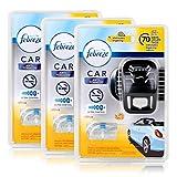 Febreze Car Fresh Escape Auto- Lufterfrischer Starter Anti-Tobacco (3er Pack)