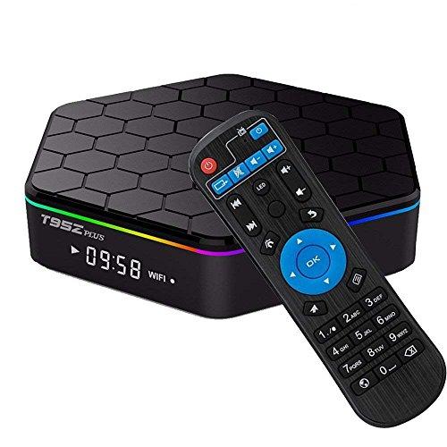 Pourvie S905X Android TV Box - Black