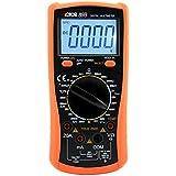 Victor 89b multimètre numérique testeur de tension AC DC courant Mètre 31/2métallique écran Board
