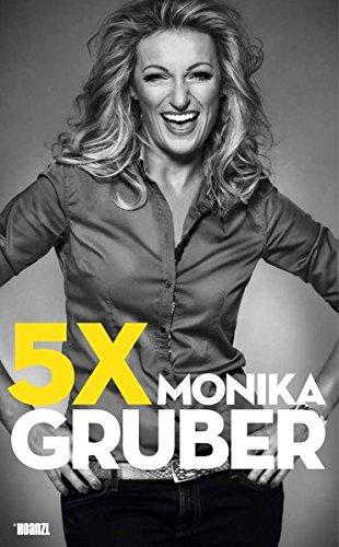 Produktbild Monika Gruber 5 DVD-Set Best of Kabarett