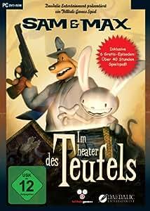 Sam & Max : Im Theater des Teufels