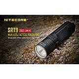 Nitecore SRT9 - 2150 Lumen, rot, blau, grün und UV-Licht