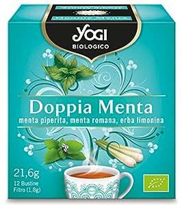 Yogi Doppia Menta, 21.6 gr