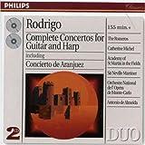 Rodrigo: Complete Concertos for Guitar & Harp
