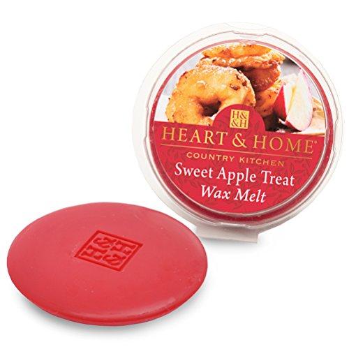Wax Melt SWEET APPLE behandeln (Apple Behandeln)