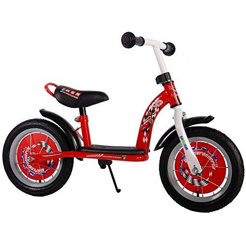 Draisienne Disney Cars 12 pouces vélo Flash enfant
