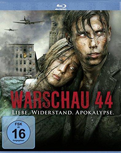 Warschau 44 (aka Miasto '44) [Blu-ray]