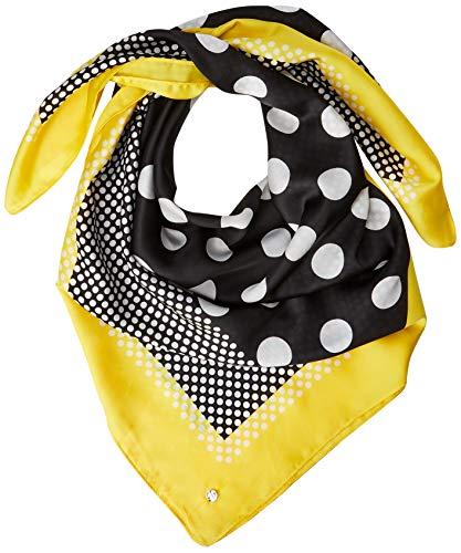 ESPRIT Accessoires Damen 029EA1Q006 Schal, Schwarz (Black 001), One Size (Herstellergröße: 1SIZE)