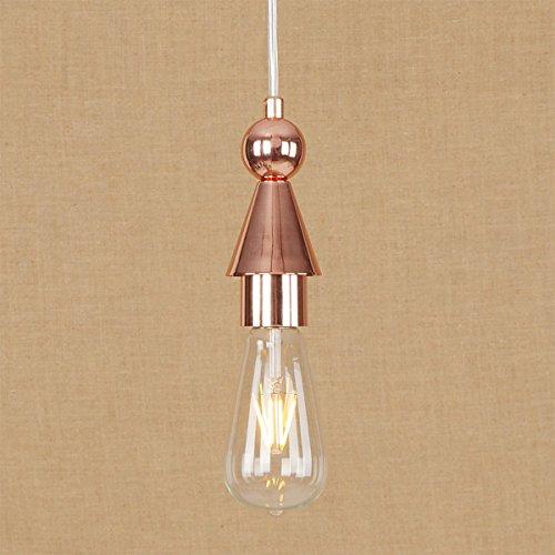 RUXMY Araña de Luces de Techo Creativa Simple Creativa Luces de Sala de Estar Creativa luz de Sala de Estar Muñeca, café, Barra, Cocina, Luces de Techo