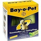 BAY O PET Zahnpfl.Kaustreif. 140 g Streifen