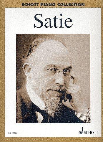 Preisvergleich Produktbild Erik Satie: Ausgewählte Werke für Klavier mit Bleistift -- Auswahlband mit den schönsten und berühmtesten Originalkompositionen (Schott Piano Collection) (Noten/sheet music)