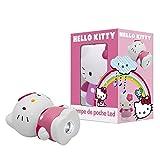 Hello Kitty 2in1 Nachtlicht + Taschenlampe Kindertaschenlampe