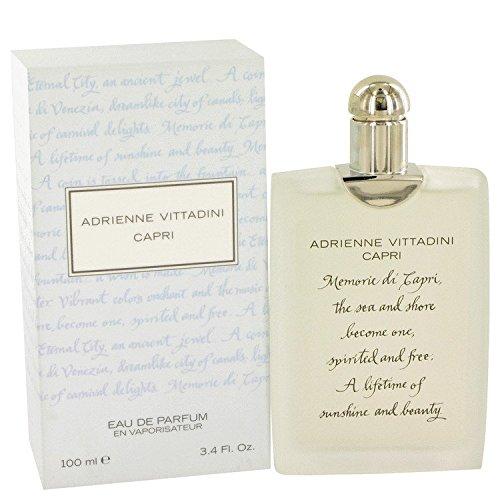 Adrienne Vittadini Capri by Adrienne Vittadini Eau De Parfum Spray 3.4 oz / 95 ml -