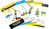 STOP! Allenamento - TRAINING - Carte spesse scendere Fitness -...