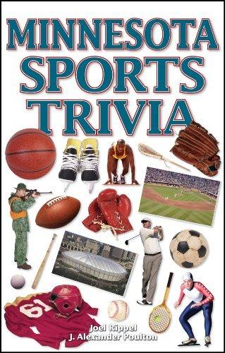 Minnesota Sports Trivia by Joel Rippel (2011-04-01)