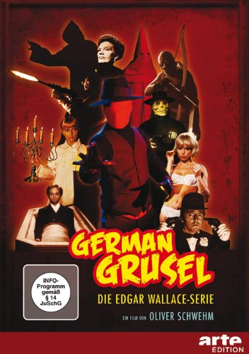 German Grusel - Die Edgar Wallace-Serie