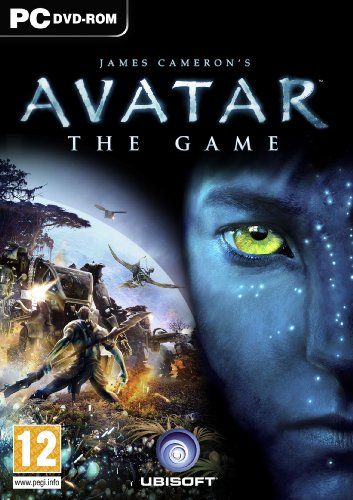 Click for larger image of James Cameron's Avatar: The Game (PC DVD)