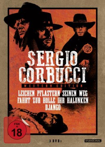 Bild von Sergio Corbucci Western Edition [3 DVDs]