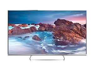 "TV LED 50"" Panasonic TX-50ASW654 - Full HD - 3D - Smart TV - Metal brossé noir"