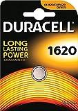 Duracell DL1620 3V Lithium Knopfzellenbatterie 1er Pack