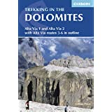 Trekking in the Dolomites: Alta Via 1 and Alta Via 2 (Cicerone Guides)
