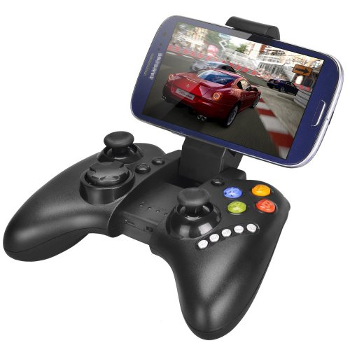 Ipega Game Controller Gamepad Joystick Wireless With Bluetooth (Black)