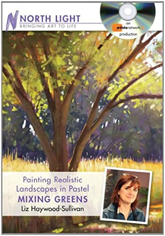 Painting Realistic Landscapes in Pastel - Mixing Greens [DVD] [NTSC]
