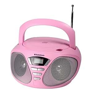 audiosonic cd 1567 radio radio r veil lecteur cd mp3 tv vid o. Black Bedroom Furniture Sets. Home Design Ideas