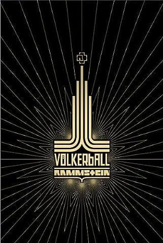 Rammstein - Volkerball (CD/DVD in DVD digipack)