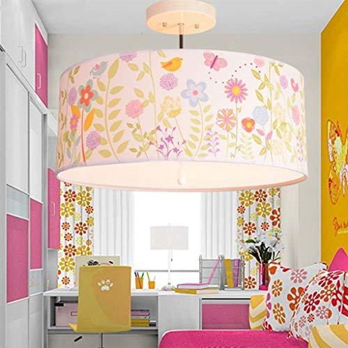BCX Licht-Mode kreativ, Cartoon Fernglas, Bedroom Kinder 'S Zimmer LED Deckenleuchte Kronleuchter, Innenbeleuchtung,A