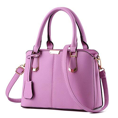 Borsa A Tracolla Messenger Bag Borsa A Tracolla Purple
