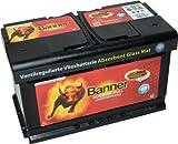 Banner Campingartikel Vliesbatterie Running Bull 80AH 58001