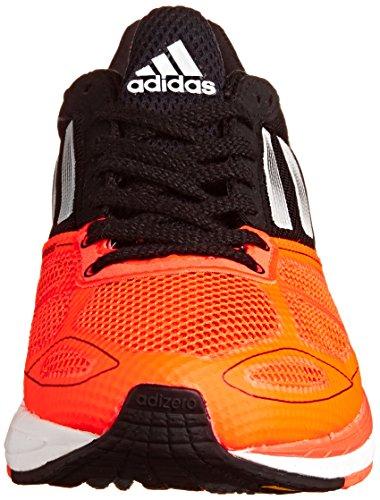 Adidas Adizero Tempo 6 Chaussure De Course à Pied Orange