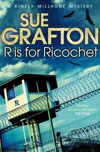 R is for Ricochet Cover Image