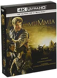 La Mummia: La Trilogia (4K Ultra HD + 5 Blu-Ray)