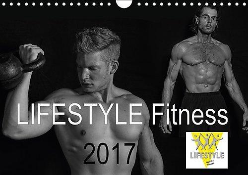 Preisvergleich Produktbild LIFESTYLE Fitness Kalender (Wandkalender 2017 DIN A4 quer): Stylischer Fitness Kalender (Monatskalender, 14 Seiten ) (CALVENDO Sport)
