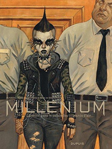 Millenium (3) : La reine dans le palais des courants d'air
