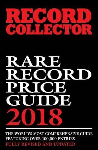 Rare Record Price Guide 2018 (2016-10-03)